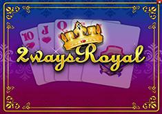 2 way royal poker